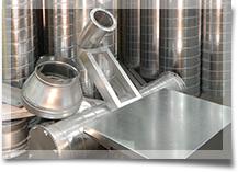 raccords accessoires pour conduits de ventilation